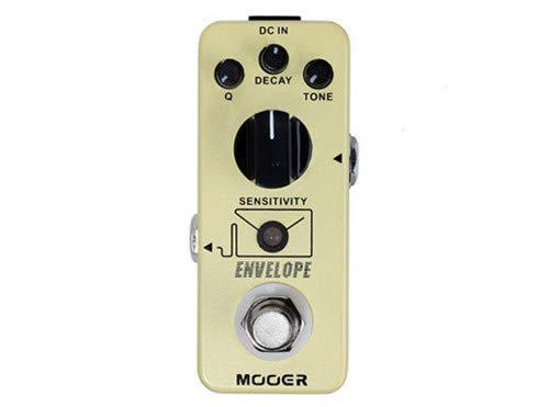 Mooer Audio Micro Envelope Analog Auto Wah Effect Pedal
