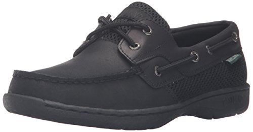 Eastland Women's Solstice Boat Shoe Black