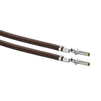 Pack of 100 5 PRE-CRIMP A2015 BROWN 0039000181-05-N4-D