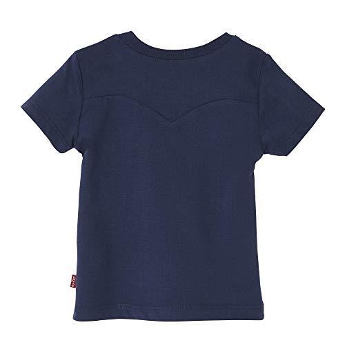 Garçon Shirt Bébé T Levi's dark Blue Kids Bleu 48 wqSIcg
