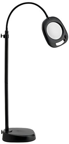 - Daylight Naturalight LED Floor Lamp, 5-Inch