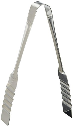 Winco Pastry Tong, 7-1/2-Inch, Stainless Steel