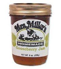 Mrs. Miller's Homemade Gooseberry Jam (Gooseberry Jam)