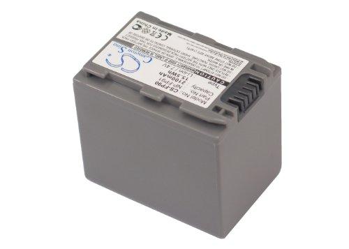Cameron Sino Rechargeble Battery for Sony dcr-hc26 (2100 mAh)   B01DNNK1RM