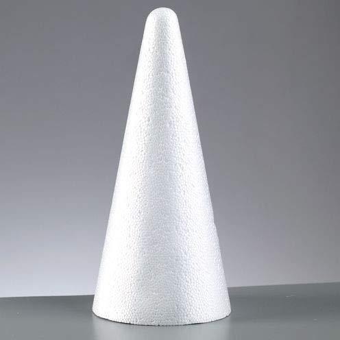 Styroporform Kegel /ø 70 x 120 mm EFCO