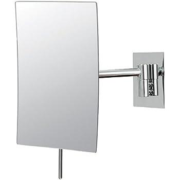 Amazon Com Mirror Image 82243 Minimalist Rectangular