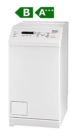 Miele: lavadora W 600 - 95 CH carga superior a + + +: Amazon.es ...