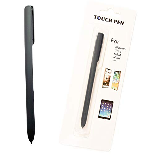LCD Display Touch Screen Active Stylus Pen Replacement for Samsung Glaxy Tab S3 SM-T820 SM-T825 EJ-PT820BBEGUJ Tab A Notebook Retail Package Black