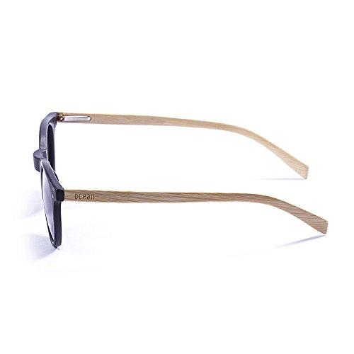 Ocean Sunglasses 55000.1 Lunette de Soleil Mixte Adulte, Noir