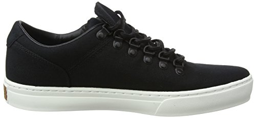 Timberland Adventure 2.0 Cupsole Fabric, Scarpe Stringate Oxford Uomo Nero (Black Canvas 001)