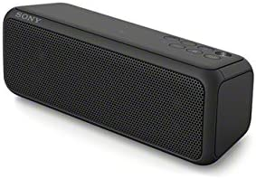 Sony SRSXB3 BLK Portable Wireless Speaker with Bluetooth Black