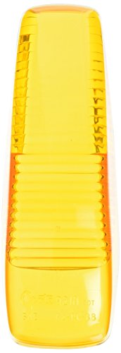 Grote 92183 Yellow Clearance Marker Replacement Lenses (Small Aerodynamic Cab Lens)