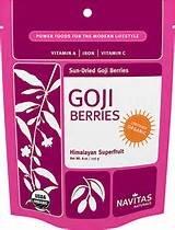 natitas naturals organic goji berry 8oz