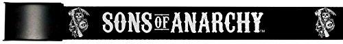 Sons Of Anarchy Crime Tv Series Soa Logo Web Belt