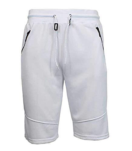 Uomini Bianca Pantaloni Fisica Yoga Esecuzione 3 Sacco 88 Respirabili Forma Lavoro Bobo Un Estate Let Di Shorts Sport 4 RwUnzzBqYf
