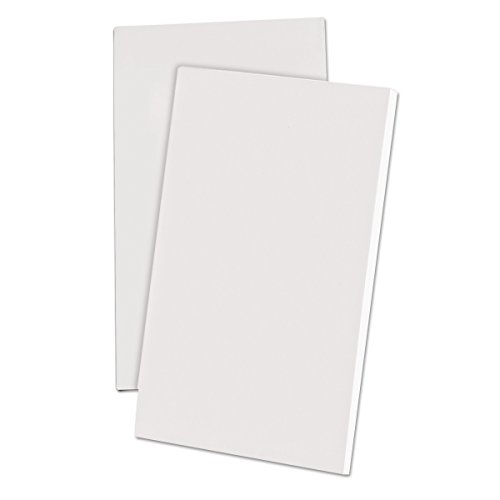 Ampad 21730 Scratch Pad Notebook, Unruled, 3 x 5, White, 100 Sheets (Pack of - Ampad Memo Sheets