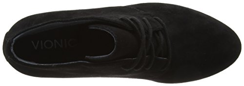 Becca wedge lace Vionic donna Black up elevate 4qZBB1