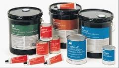 3M 4799 Industrial Adhesive, Black 1 Gallon Can (Pack of 1) by 3M