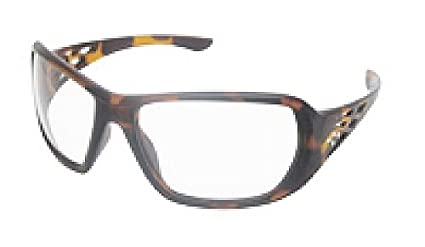 331d414a638 Safety Glasses Rose Tortoise Shell Frame Clear Lens - Ladies Safety ...