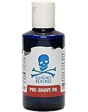 The Bluebeards Revenge, Pre Shave Oil For Men, Vegan Friendly Oil For Sensitive Skin, Helps To Prevent Skin Irritation, 100ml