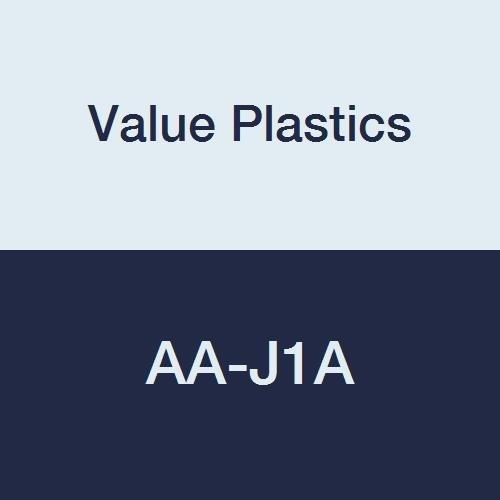 Natural Kynar PVDF 1//16 Value Plastics AA-J1A Straight Through Tube Fitting with Classic Series Barbs ID Tubing 1.6 mm 25-Pack