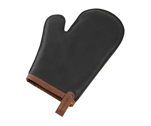 Cuisipro 75500121 Combekk Leather Dutch Oven Glove one size Black