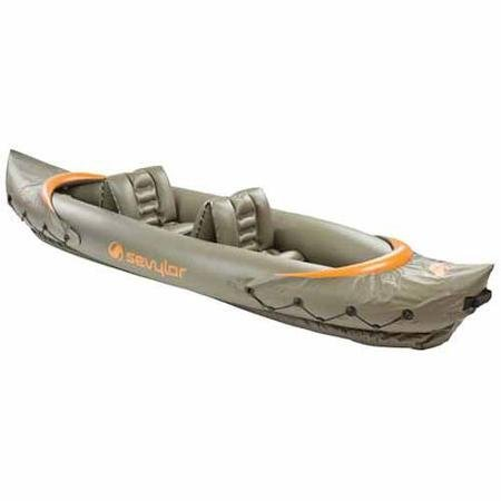 (Sevylor Tahiti Fish/Hunt 2-Person Inflatable Kayak)
