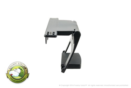 Playstation 4 Camera Mount By Foamy Lizard ® Sturdy Ps4 Camera Tv Mounting Clip Stand for Playstation 4 Console Sensor