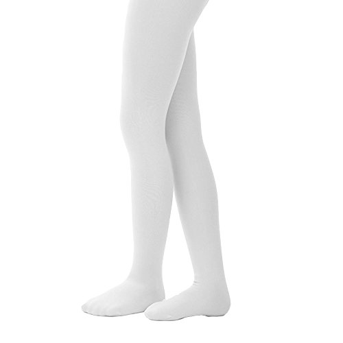 New Tights for Girls Ballet Leotards Toddler Dance Socks Footed Kids
