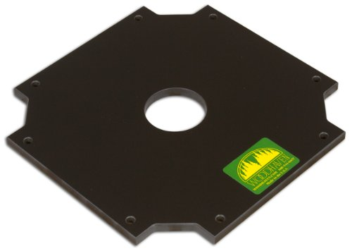 Woodhaven 3000PD Drill Style Router Plate