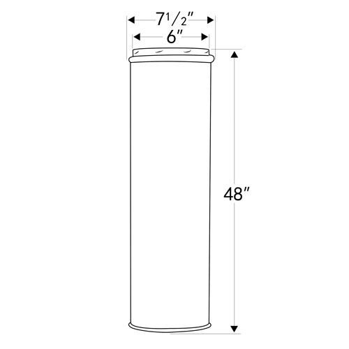 6 class a chimney pipe - 7