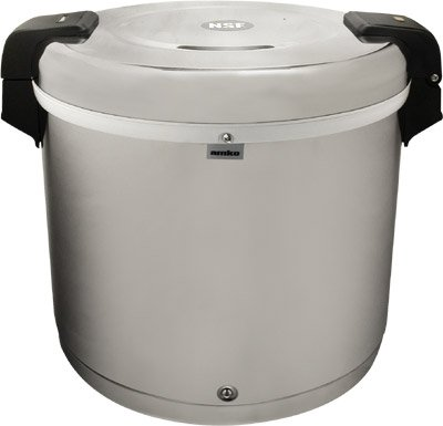 Amko 50 Cup Rice Warmer by AMKO