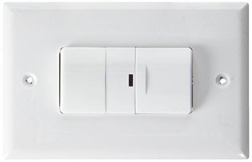 Wall Sensor Occupancy Mount (EATON OS306U-W 600W Wall Mount Occupancy Vacancy Sensor, White)