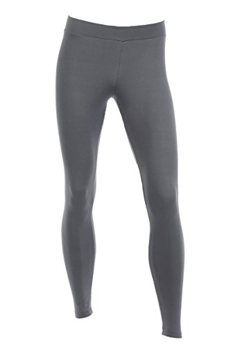 8c7be639b667d Neovic Mens Athleisure Ultra Soft Knit Yoga Pants Base Layer Casual Solid  Leggings S-XL