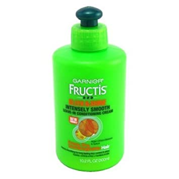 Amazon.com : Garnier Fructis Conditioner Leave-In S & S Cream 10.2 ...
