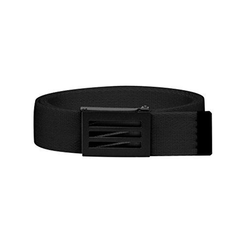 Adidas Golf 2016 Performance Mens Golf Funky Webbing Belt - One Size Black