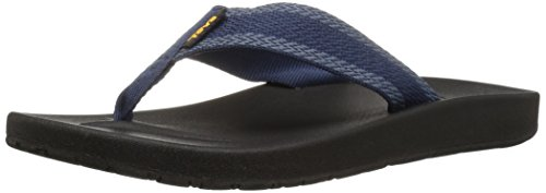 Pictures of Teva Men's M Azure Flip Sandal Feliz Navy 10 M US 1015125 1