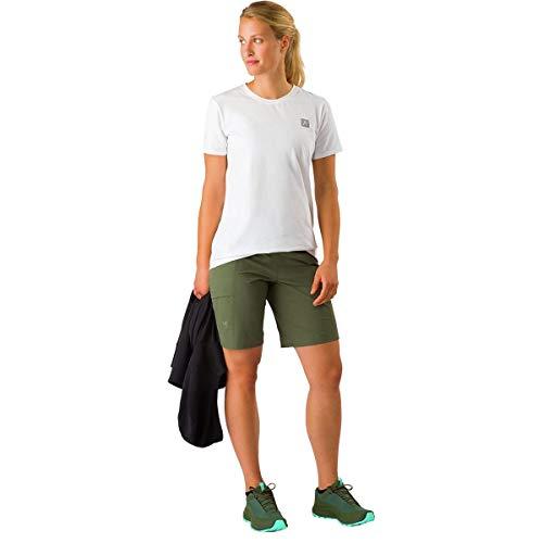 Arc'teryx Women's Sabria Shorts Shorepine 6 9