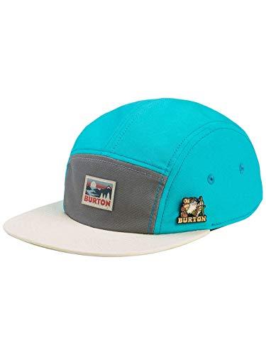 Burton Cordova 5 Panel Camp Strapback Hat (Castlerock)
