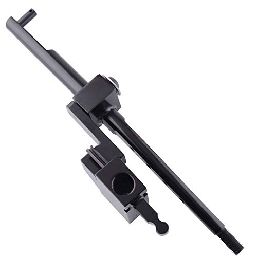 HERCHR Aluminum Short Throw Shifter for 91-95 Mitsubishi lancer mirage Plymouth Colt Black