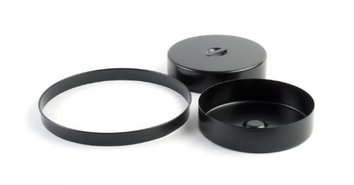 Pizzacraft PC0305 Upside-Down Pizza 3-Piece Set with 2 Pans & 1 Cutter