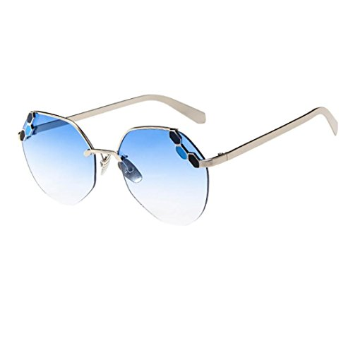 810f21b0ac5 Clearance! Toamen Mens Womens Aviator Mirrored Lens Retro Fashion Polarized  Sunglasses - Offering Full UV400 Protection - Suitable For Outdoor  Activities ...
