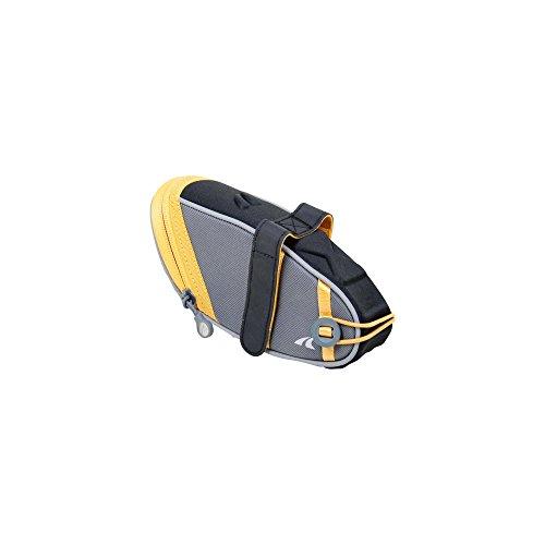 - Detours Wedgie Seat Bag - Large (Gray/Orange)