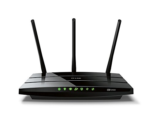 TP-LINK AC1350 Wireless Wi-Fi Dual Band Router (Archer C59)