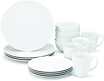 Gorham Food & Wine The Entertainer 16-Pc. Dinnerware Set