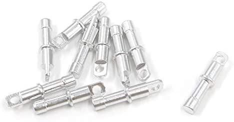menolana 5X Lightweight Aluminium Replacement Spare Tent Pole End Plugs F// 9.5mm//11mm