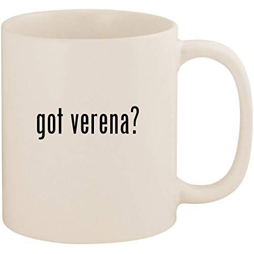got verena? - 11oz Ceramic Coffee Mug Cup, White