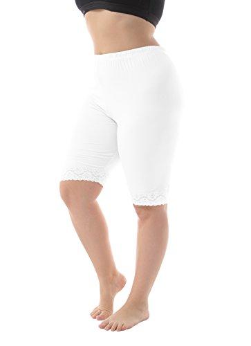 ZERDOCEAN Womens Modal Basic Shorts