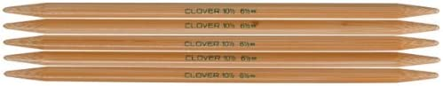 Size 4 Clover Takumi 7-Inch Double Point