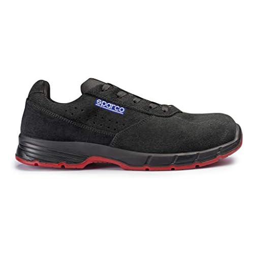 chollos oferta descuentos barato Sparco 0751944NRNR Zapatillas Negro 44